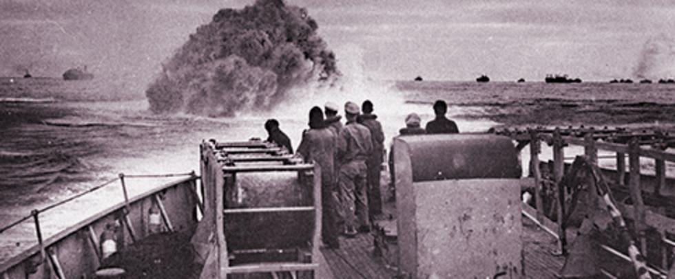 Битва за Атлантику: потери германских подводников. Часть III