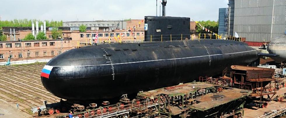 На «Адмиралтейских верфях» заложат новые субмарины класса «Варшавянка»