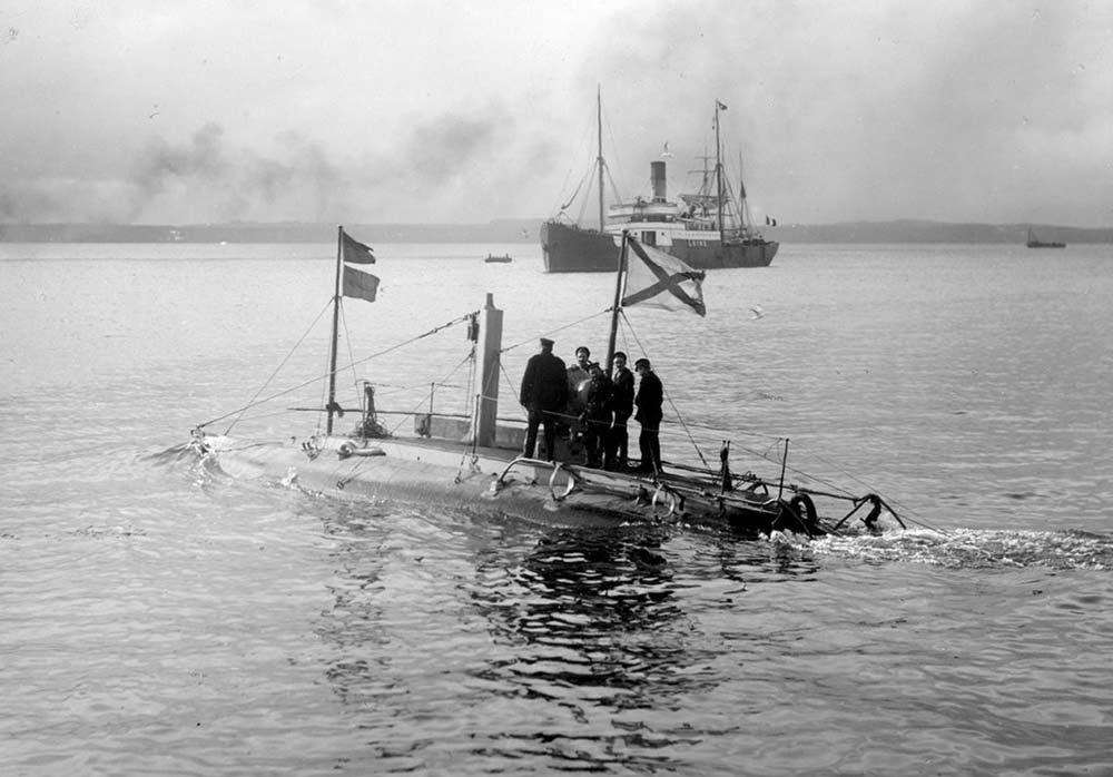 лодки российской империи