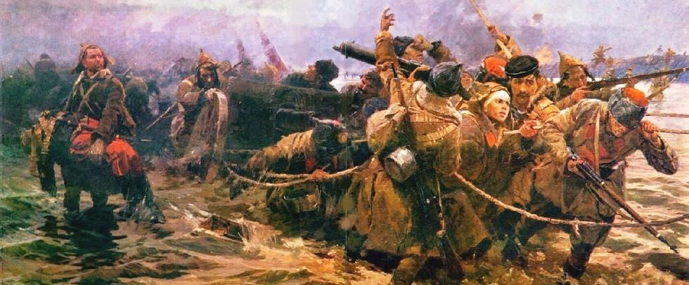 Последняя крупная битва Гражданской войны