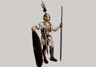 Экипировка античных воинов: легионер эпохи Пунических войн на Warspot.ru