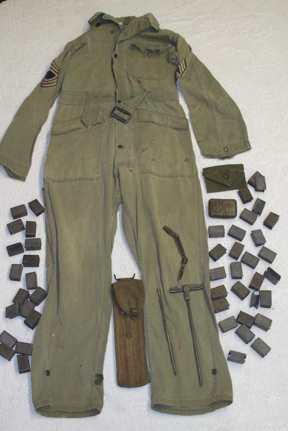 Кобинезон 2-го образца - Рабочая форма | Военно-исторический портал Warspot.ru