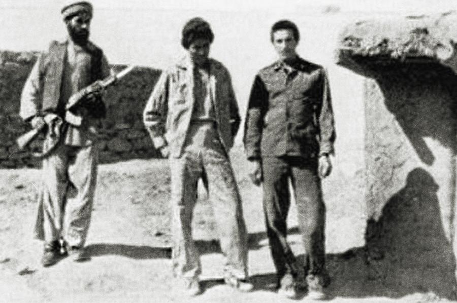 Погибшие в афгане связисты зас