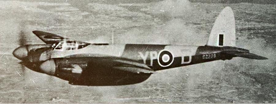 Один из лучших британских ночных истребителей Второй мировой войны – «Москито» http://avialand.org/ - 20 интересных фактов из истории истребителей | Военно-исторический портал Warspot.ru