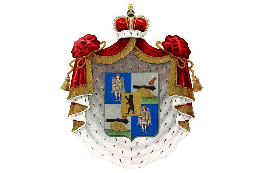 Герб рода Засекиных (http://www.baronss.ru) - Не числом, но умением… и везением | Военно-исторический портал Warspot.ru