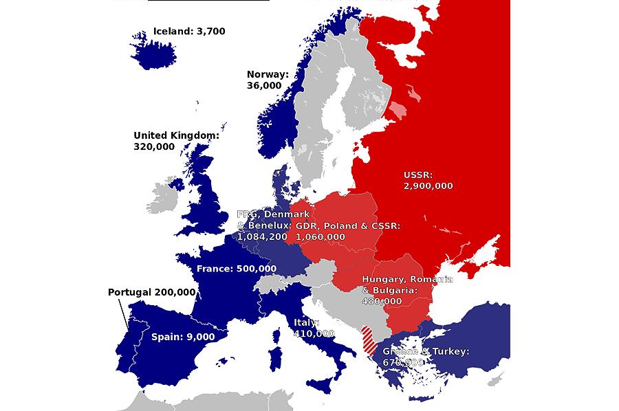 Североатлантический Договор 1949 Года
