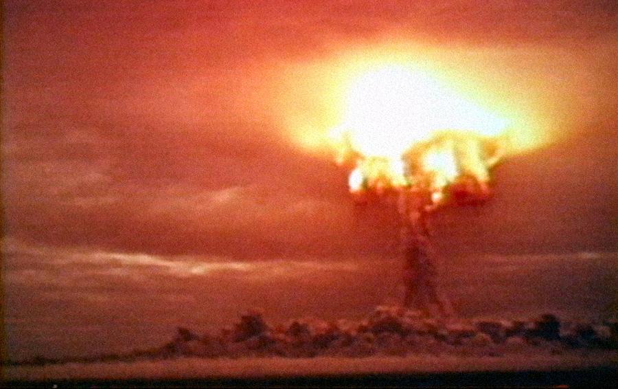Испытание термоядерной бомбы рдс ноября года