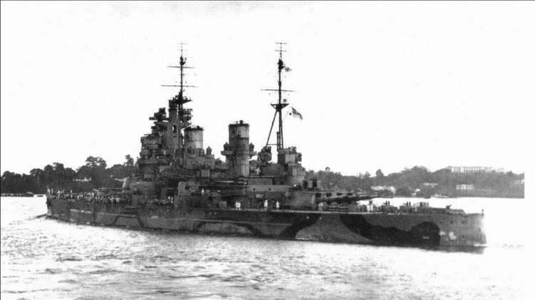Линкор «Принц Уэльский», 8 декабря 1941 года Источник: club443.ru - Жертва японских торпедоносцев | Военно-исторический портал Warspot.ru