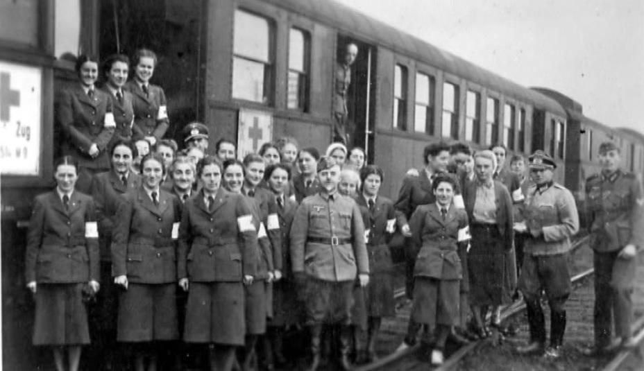 Фото на память - Швейцарская миссия на германо-советском фронте.  Часть II | Военно-исторический портал Warspot.ru