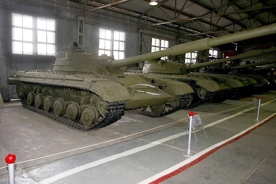 «Объект 172» в Бронетанковом музее в Кубинке Источник — ru.wikipedia.org - Самый спортивный танк в мире   Военно-исторический портал Warspot.ru