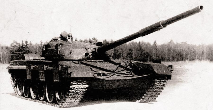 Танк «Объект 172М» Источник — karopka.ru - Самый спортивный танк в мире   Военно-исторический портал Warspot.ru