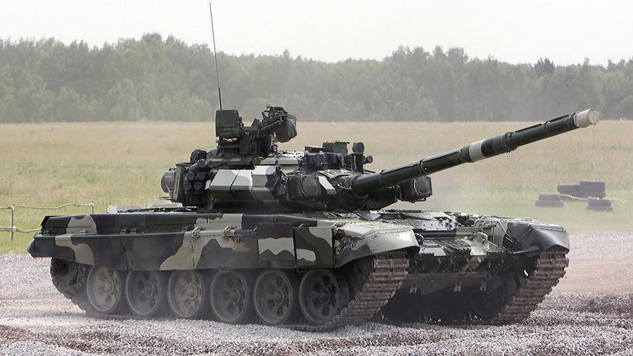 Танк Т-90 Источник — hotwalls.ru - Самый спортивный танк в мире   Военно-исторический портал Warspot.ru