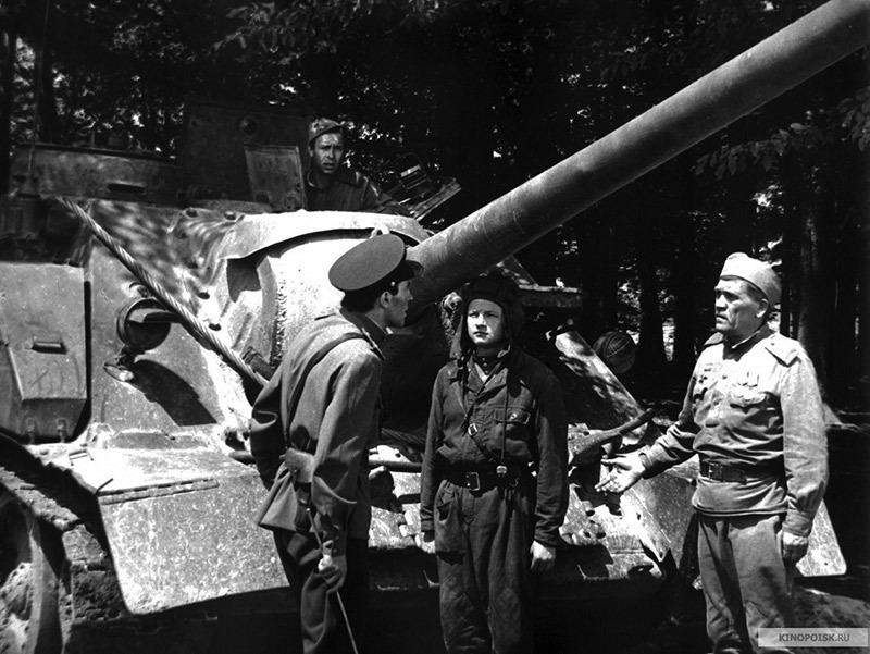 Как снимали фильм на войне как на войне  это