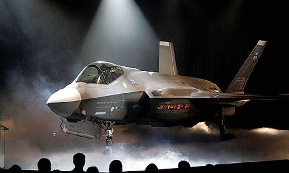 Урок агрессивного маркетинга — шоу на презентации американского истребителя F-35 news.mail.ru - Гонка за лидером | Военно-исторический портал Warspot.ru