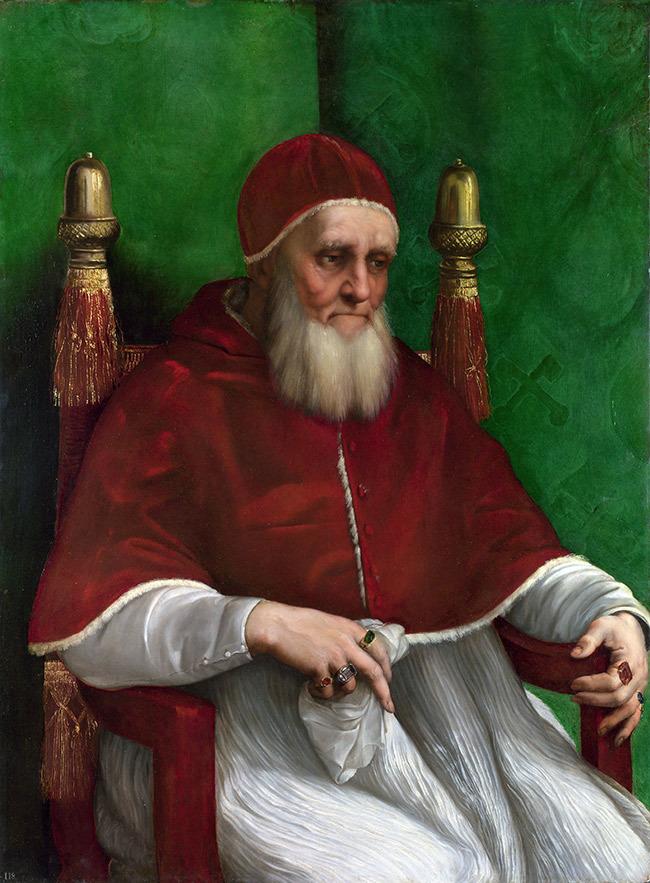 Папа Юлий II Источник: wikipedia.org - Воинство Святого Престола | Военно-исторический портал Warspot.ru