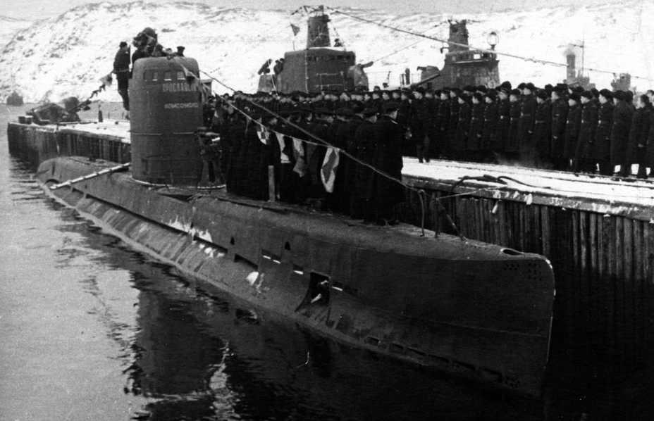 Подводная лодка типа «М» XII