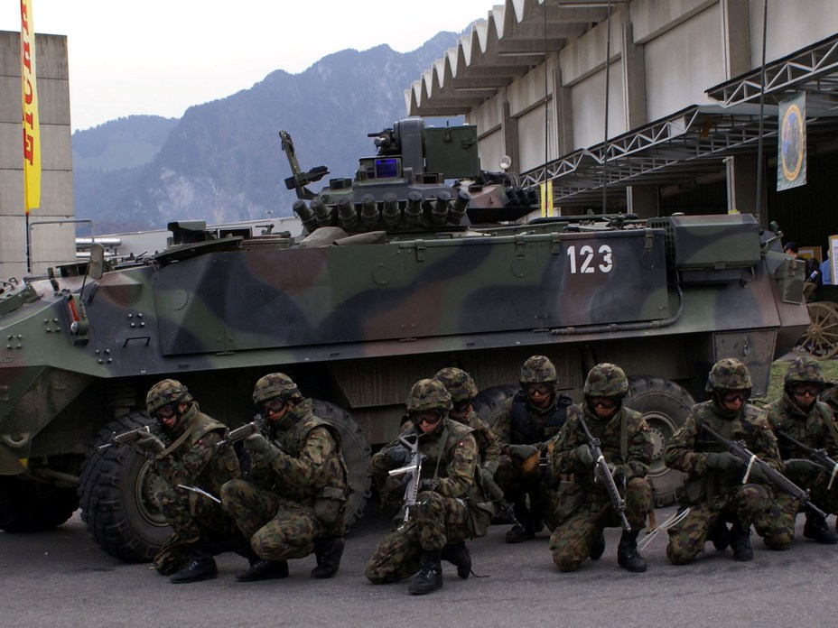 Нейтральный не значит беззащитный (http://ihavetouchedthesky.blogspot.ru) - Армия – это народ. Народ – это армия   Военно-исторический портал Warspot.ru