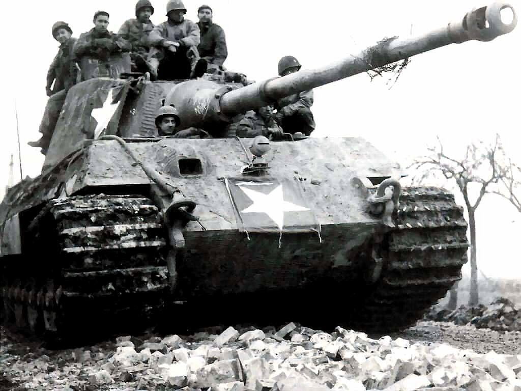 танк тигр в америке посвященные великому