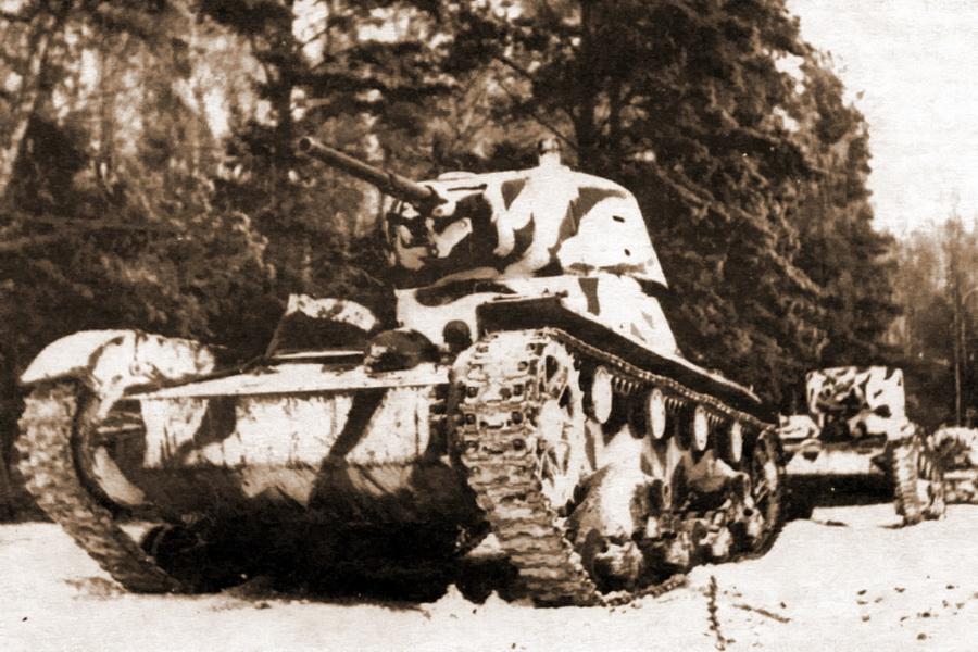 Пешки танковых баталий