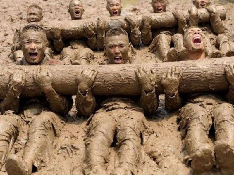 Многое в обучении китайского спецназа может показаться нам странным (http://www.pokazuha.ru) - Дети Красного дракона | Военно-исторический портал Warspot.ru
