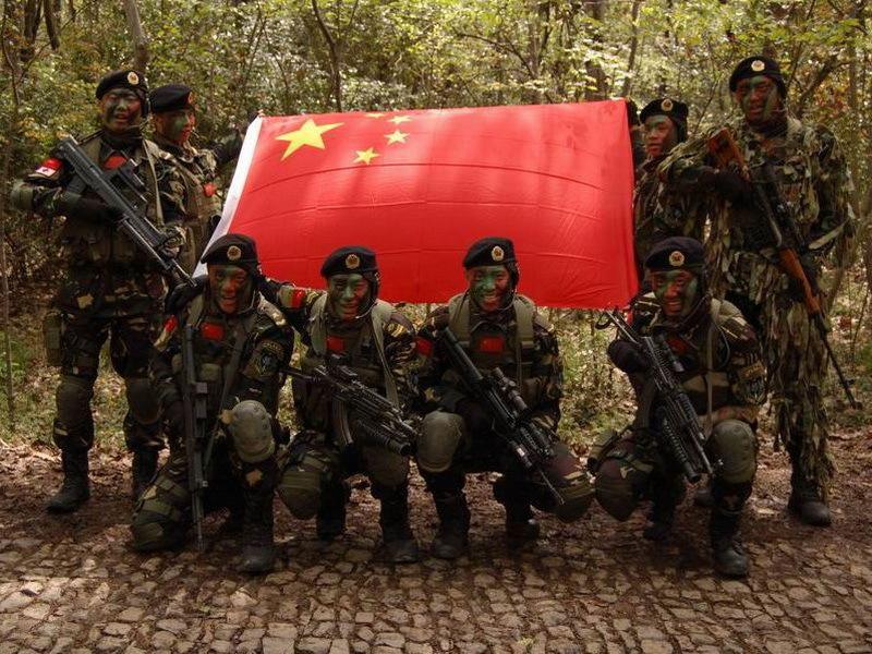 Китайский спецназ – сила, с которой необходимо считаться (http://www.lszhaji.com) - Дети Красного дракона | Военно-исторический портал Warspot.ru