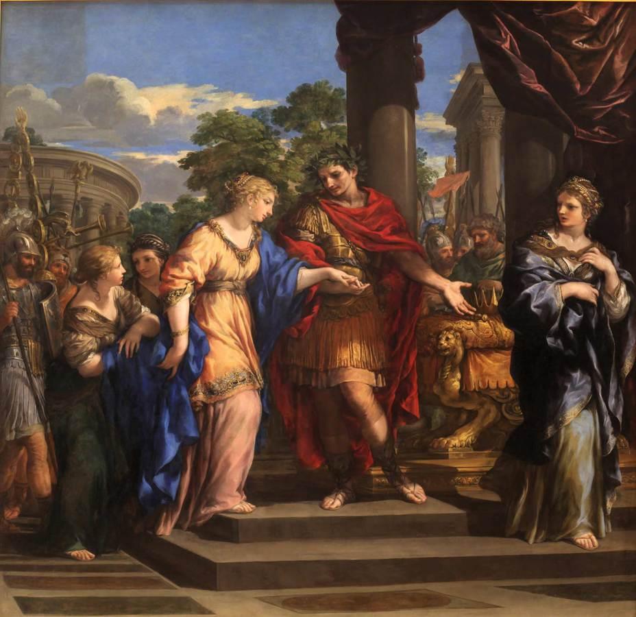 Цезарь трахает царицу 15 фотография