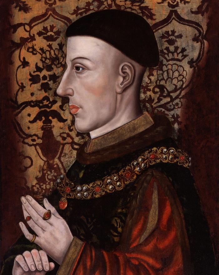 Генрих V Ланкастер, король Англии и Франции - Жанна д'Арк: чудеса только начинаются   Военно-исторический портал Warspot.ru