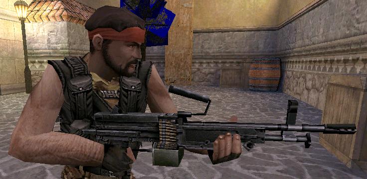 Пулемет M249 в игре Counter-Strike counterstrike.wikia.com - Пулемёт M249 поступит на гражданский рынок | Военно-исторический портал Warspot.ru