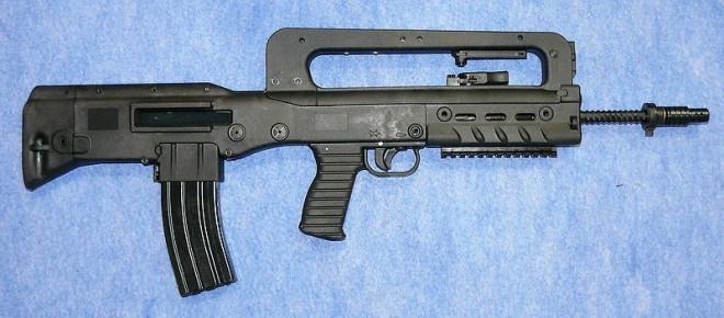 Винтовка VHS, принятая на вооружение хорватской армии в 2009 году thefirearmblog.com - Хорватская армия получит новые винтовки | Военно-исторический портал Warspot.ru