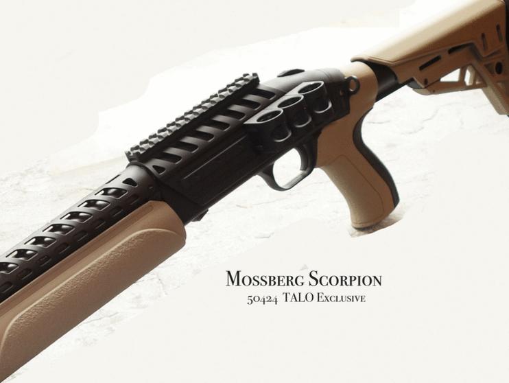 Mossberg 500 ATI Scorpion в каталоге компании Talo taloinc.com - Вторая жизнь легендарного дробовика  | Военно-исторический портал Warspot.ru