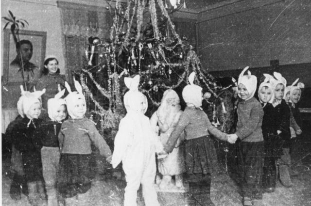  - Новый год на фронте и в тылу. Воспоминания очевидцев | Военно-исторический портал Warspot.ru
