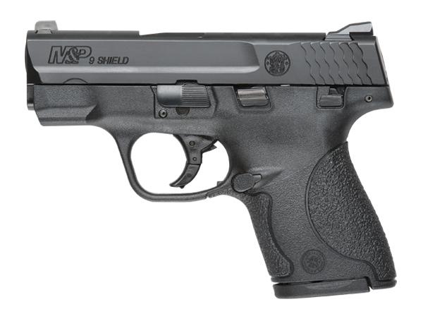 Smith & Wesson M&P9 Shield - Самые продаваемые пистолеты 2015 года | Военно-исторический портал Warspot.ru