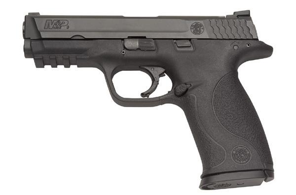 Smith & Wesson M&P9 - Самые продаваемые пистолеты 2015 года | Военно-исторический портал Warspot.ru