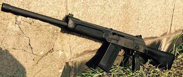 DDI 12 – американская версия самозарядного карабина «Сайга» thefirearmblog.com - В США появится клон российской «Сайги» | Военно-исторический портал Warspot.ru