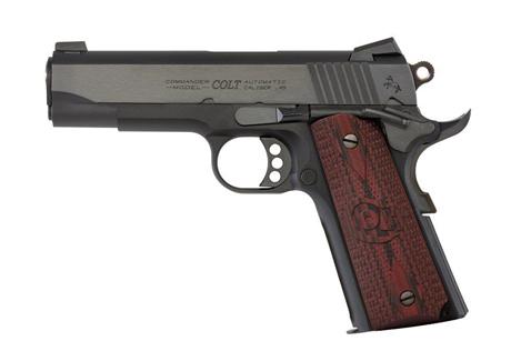 Пистолет Lightweight Commander colt.com - Компания Colt показала новые модели оружия | Военно-исторический портал Warspot.ru