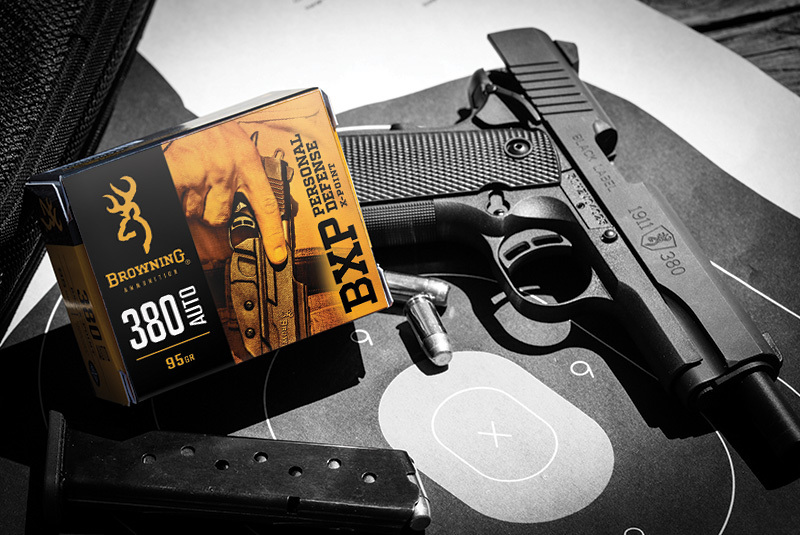 Пистолетные патроны Browning browningammo.com - Browning официально презентовал патроны под своим брендом | Военно-исторический портал Warspot.ru