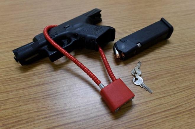 Бесплатный блокиратор, не позволяющий зарядить оружие timesunion.com - Американцев обязывают держать оружие под замком | Военно-исторический портал Warspot.ru