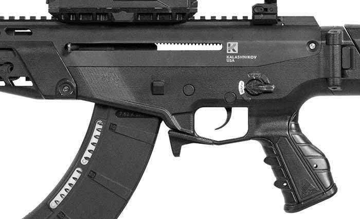 Органы управления винтовки AKS Alfa gunsholstersandgear.com - AK Alfa — автомат Калашникова по-американски | Военно-исторический портал Warspot.ru