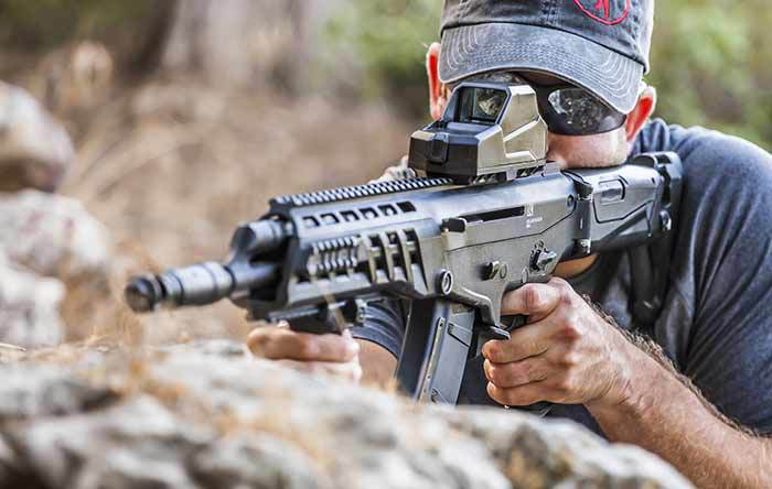 Винтовка AK Alfa от Kalashnikov USA gunsholstersandgear.com - AK Alfa — автомат Калашникова по-американски | Военно-исторический портал Warspot.ru