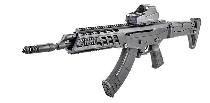 Автоматическая винтовка AK Alfa от Kalashnikov USA gunsholstersandgear.com - AK Alfa — автомат Калашникова по-американски | Военно-исторический портал Warspot.ru