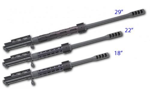 Наборы SHTF 50 с различной длиной ствола safetyharborfirearms.com - Винтовки AR-15 освоили крупный калибр | Военно-исторический портал Warspot.ru