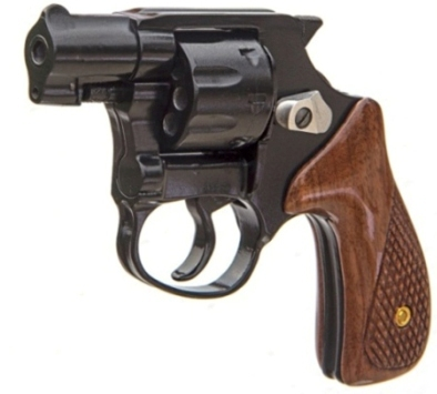 Револьвер Nidar rfi.nic.in - В Индии создан самый лёгкий револьвер в мире | Военно-исторический портал Warspot.ru