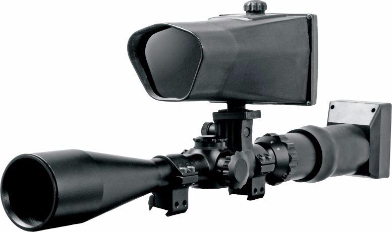 Оптический прицел с инфракрасным прожектором и видеокамерой nitesite.com - Как сделать «ночник» из базовой «оптики» | Военно-исторический портал Warspot.ru
