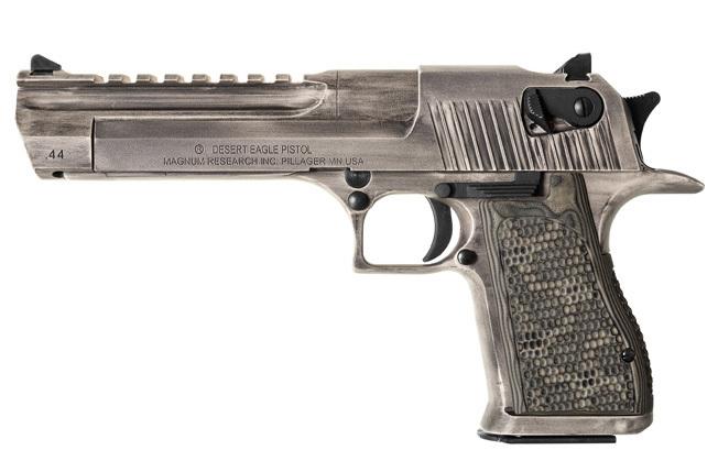 Пистолет Desert Eagle Apocalyptic в калибре .44 Magnum magnumresearch.com - «Пустынный орёл» для зомби-апокалипсиса | Военно-исторический портал Warspot.ru