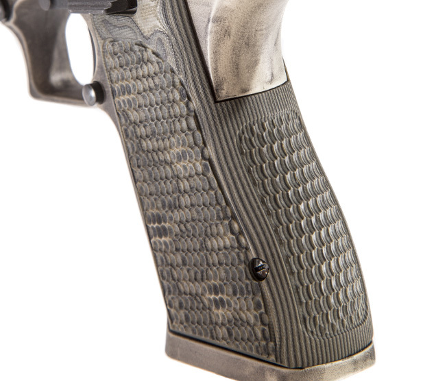 Рукоятка пистолета Desert Eagle Apocalyptic magnumresearch.com - «Пустынный орёл» для зомби-апокалипсиса | Военно-исторический портал Warspot.ru