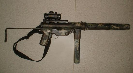 Филиппинская модификация Grease gun – M3 SpecOps Generation 2 thefirearmblog.com - «Нестареющий» M3 продолжает службу | Военно-исторический портал Warspot.ru