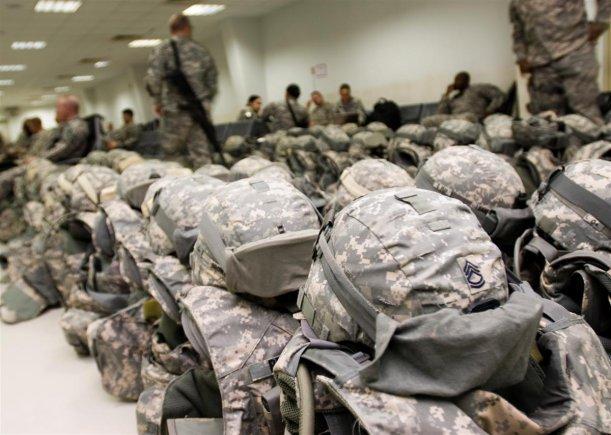Новая солдатская экипировка станет на 10–15% легче army.mil - Американским солдатам облегчат амуницию | Военно-исторический портал Warspot.ru