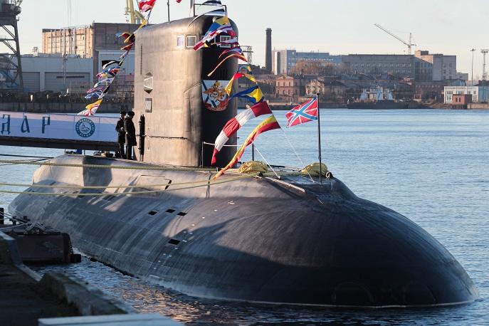 подводная лодка краснодар сегодня