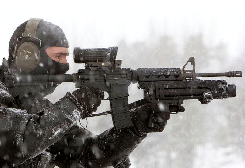 Канадский карабин Colt C8 coltcanada.com - Британские морпехи вооружаются «кольтами» | Военно-исторический портал Warspot.ru