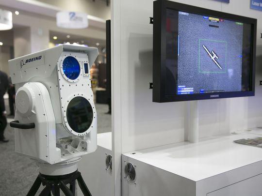 Компактный боевой лазер от компании Boeing defensenews.com - Лазеры готовы к бою | Военно-исторический портал Warspot.ru